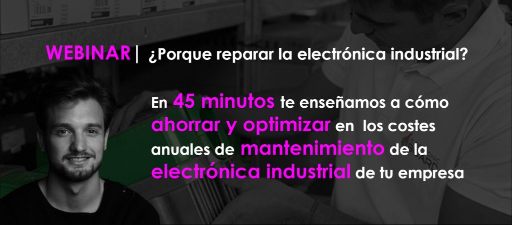 Webinar Electronica industrial