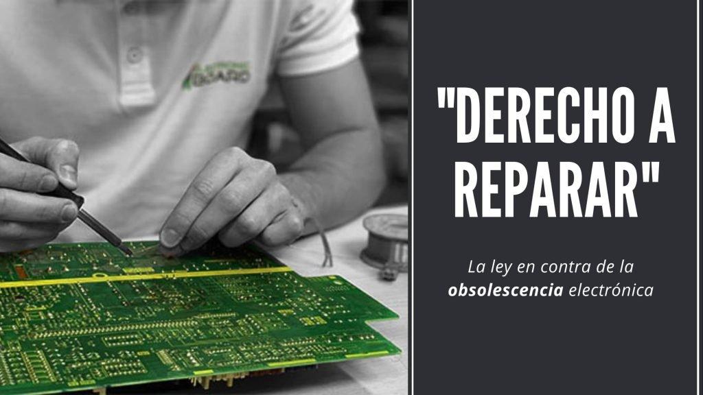 Derecho a reparar