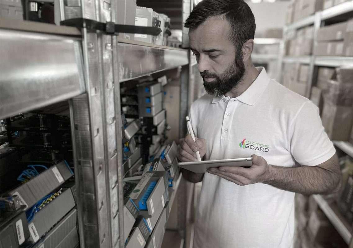 Reparacion hmi electronica industrial urgente 1