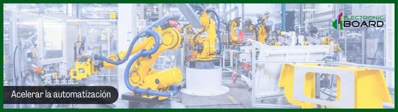 Acelerar la automatización