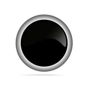 Botón Negro