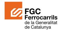 Logo Ferrocarrils de Cataluña